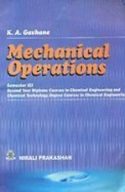 Mechanical Operations