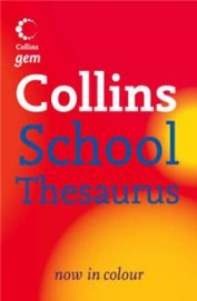 School Thesaurus (Gem)