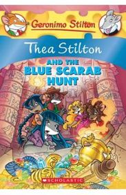 Thea Stilton & The Blue Scarab Hunt 11