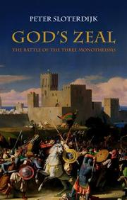 God's Zeal: The Battle Of The Three Monotheisms