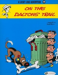 On The Daltons' Trail: Lucky Luke 19