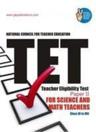 Tet (Science & Math Teachdrs, Paper-2) (Paperback)