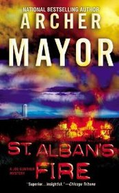St. Albans Fire (Joe Gunther Series #16)
