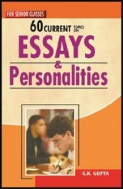60 Current Essays and Personalities
