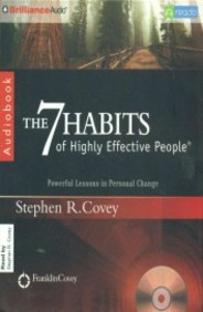 7 Habits of Highly Effective People (Audio Book)