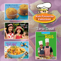 Kids Favourite Collections: Tarla Dalal Special Combo 2 (Set of 4 Books) price comparison at Flipkart, Amazon, Crossword, Uread, Bookadda, Landmark, Homeshop18