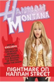 "Disney ""Hannah Montana"" Novel ""Nightmare on"": Bk. 7: Nightmare on Hannah Street Bk. 7"