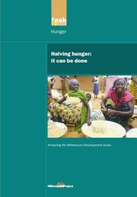 Halving Hunger: It Can Be Done / Edition 1