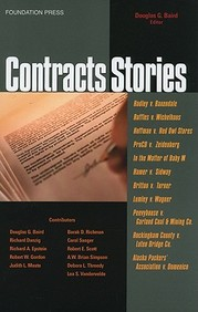 Contract Stories (Law Stories)