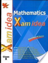 Xam Idea Mathematics For Class 10: Cbse