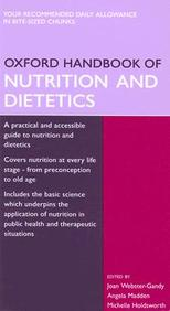 Oxford Handbook Of Nutrition And Dietetics (Oxford Handbooks Series)