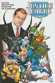 Justice League International, Vol. 2