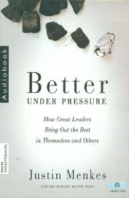Better Under Pressure (Audio Book)