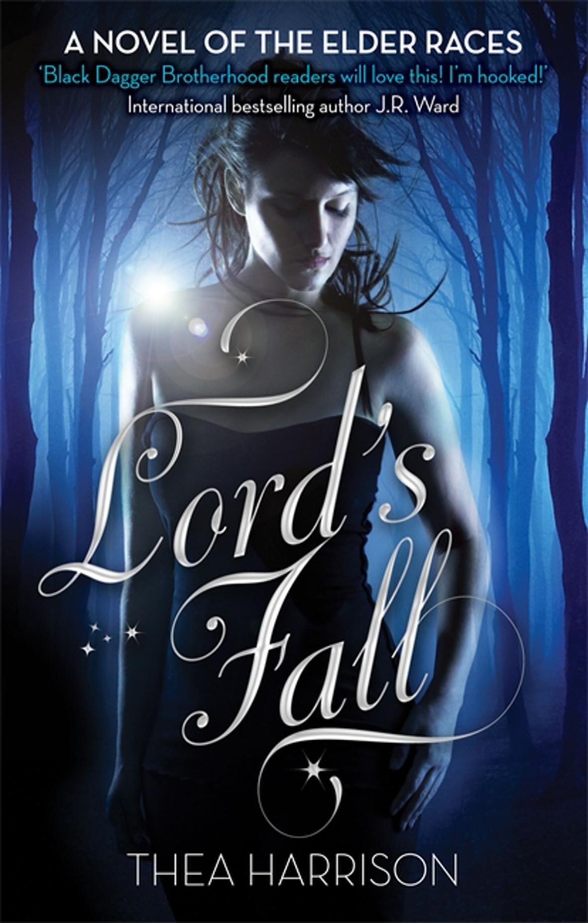 Lord's Fall (Elder Races #5) - Thea Harrison