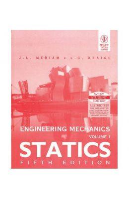 Engineering Mechanics(Vol.1) Statics 5th Ed.