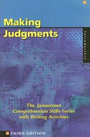 Comprehension Skills: Making Judgements (Introductory)