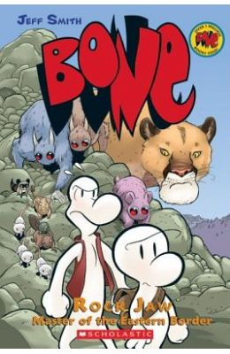 Bone:  #05 Rock Jaw Master Of The Eastern Border (Graphix)