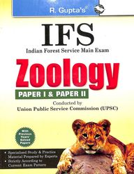 UPSC-IFS Exam—Zoology (Including Paper I & II) Main Exam Guide