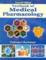 Textbook Of Medical Pharmacology
