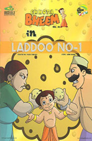 Laddoo No.1 - Chhota Bheem Vol 42