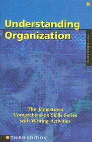 Comprehension Skills: Understanding Organization (Introductory)