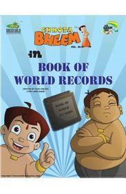 Book Of World Records : Chhota Bheem Vol 48