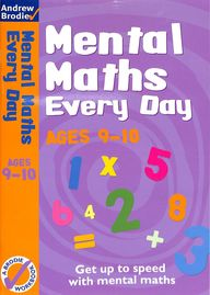 Mental Maths Every Day 9-10
