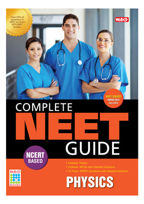 Complete NEET Guide - Physics for NEET 2014 price comparison at Flipkart, Amazon, Crossword, Uread, Bookadda, Landmark, Homeshop18