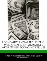 Economics Explained: Public, Welfare And Information, With Other Economics Issues