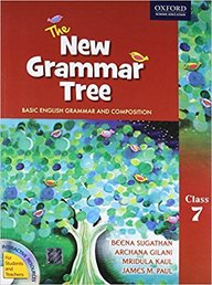 New Grammar Tree: Basic English Grammar and Composition Class 7 W/cd