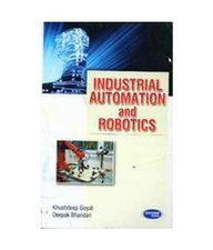 Industrial Automation And Robotics price comparison at Flipkart, Amazon, Crossword, Uread, Bookadda, Landmark, Homeshop18
