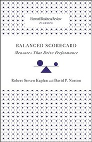 Balanced Scorecard: Measures That Drive Performance