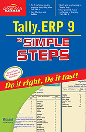 Tally.Erp 9 In Simple Steps