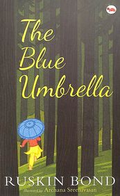 the blue umbrella by ruskin bond book review wikipedia