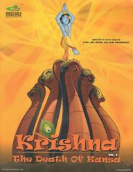 Krishna The Death Of Kansa Vol 4