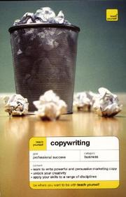 Teach Yourself Copywriting