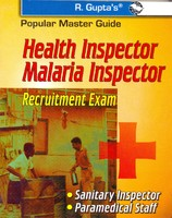 Health Inspector/Malaria Inspector price comparison at Flipkart, Amazon, Crossword, Uread, Bookadda, Landmark, Homeshop18