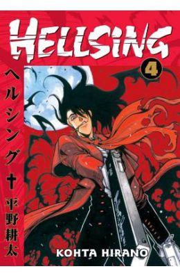 Hellsing Volume 4