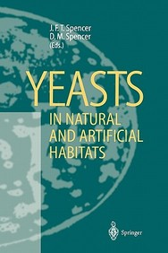 Yeasts In Natural And Artificial Habitats