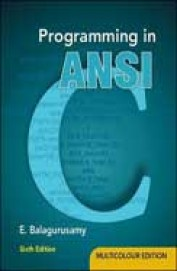 Programming in ANSI C: 6th Edition