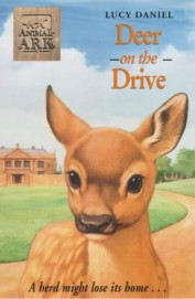 Deer on the Drive (Animal Ark, Vol. 49)