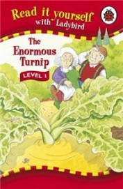 Enormous Turnip (Read It Yourself Level 1)
