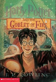 Harry Potter And The Goblet Of Fire (Turtleback School & Library Binding Edition) (Harry Potter (Pb))