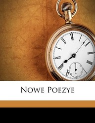 Nowe Poezye (Polish Edition)