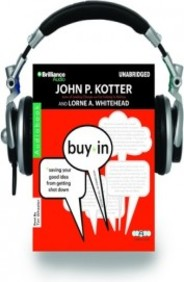 Buy in (Audio Book)