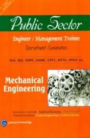 Public Sector Engineer/management Trainee Mechanical Engineering Recruitment Examination
