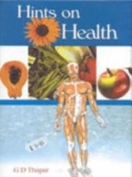 Hints On Health