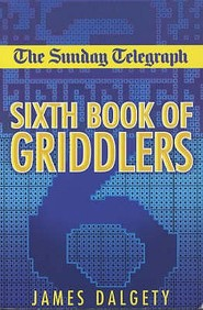 Sunday Telegraph Sixth Book of Griddlers