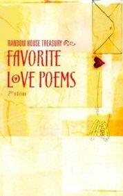 Random House Treasury Of Favorite Love Poems, Second Edition