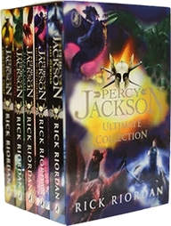Percy Jackson Ultimate Collection